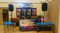 School Disco Setup